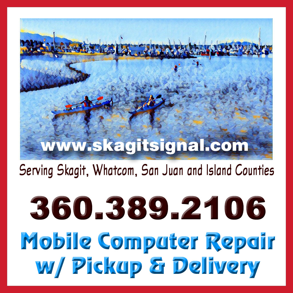 Skagit Signal – Mobile Computer Repair With Pickup and Delivery